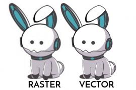 Отличия растрового и векторного изображения