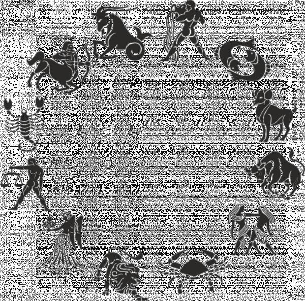 знаки_зодиака_контур