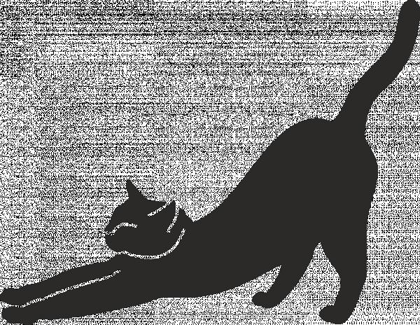 кошка_контур