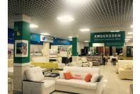 Оформление интерьера магазина «ANDERSSEN»