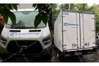 Наклейки на транспорт - брендирование автомобилей
